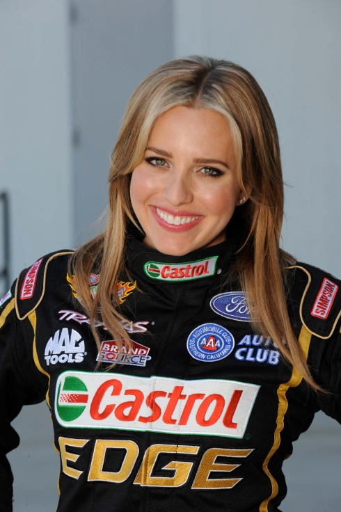 "BP Lubricants Inc., and their line of Castrol motor oil will be featured on Designing Spaces, the popular home improvement show on Lifetime Television. Brittany Force, professional drag racer joins the show's ""Kid Spaces"" series to talk to viewers about staying safe on the road."