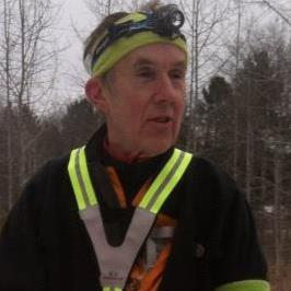 The only person to snowshoe the 35-mile distance at Tuscobia's Winter Ultras unassisted