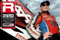 Courtney Force, the youngest daughter of drag racing's most prolific and popular driver, 15-time NHRA Funny Car Champion John Force, is RACER magazine's  runaway choice as Rookie of the Year, voted on by their global readership. A runner-up finish to Cruz Pedregon in the Pomona finals showed she'll be a Funny Car title contender in 2013 – and victory in the season-opening Winternationals confirmed it.