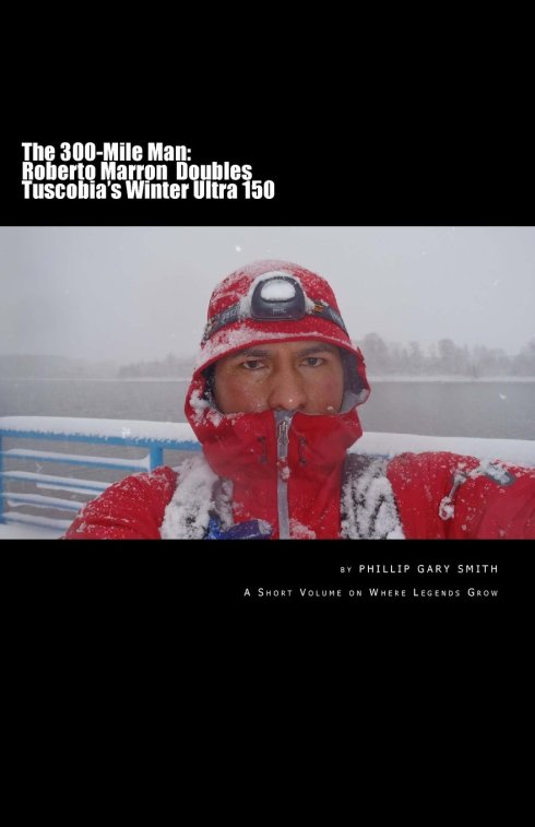 Roberto Marron's 300 miles in the Tuscobia Winter Ultra now in print or eBook form