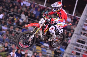 Justin Bogle Airing it Out at Daytona.